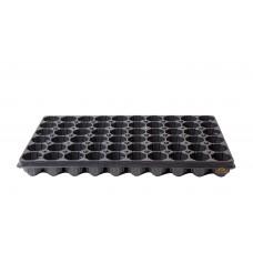 60 Gözlü Plastik Yuvarlak Tohum Fide Viyolü x 100 Adet