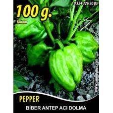 Biber Tohumu Antep Acı Dolma 100  g