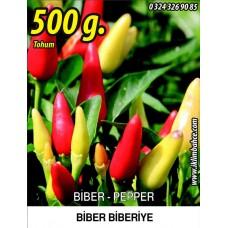 Biber Tohumu Biberiye - Batem Alpçelik - 500g