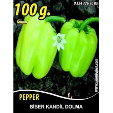 Biber Tohumu Kandil Dolma - 100 g