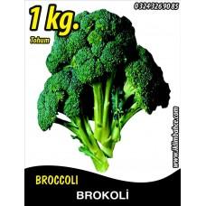 Brokoli Tohumu Monet - 1 KG