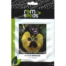Hercai Menekşe Çiçek Tohumu 3 - VIOLA TRICOLOR