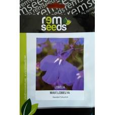 Mavi Lobelya Çiçek Tohumu