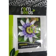 Çarkıfelek Çiçek Tohumu - Saat Çiçeği - PASSIFLORA (~ Takribi 20 Tohum)