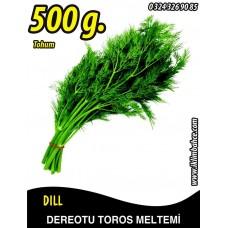Dereotu Tohumu Toros Meltemi - 500 g