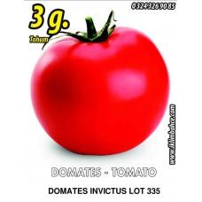 Domates Tohumu Invictus Lot 335 / - 3g  (~ Takribi 450 Tohum)