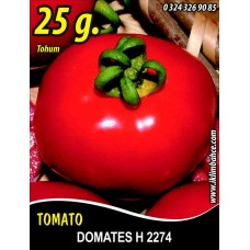 Domates Tohumu H.2274 - 25g (~ Takribi 3750 Tohum)