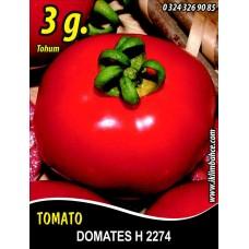 Domates Tohumu H.2274 - 3 g (~ Takribi 450 Tohum)