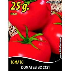 Domates Tohumu SC 2121 - 25g (~ Takribi 3750 Tohum)