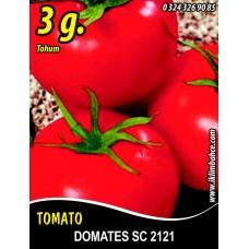 Domates Tohumu SC 2121 / - 3g (~ Takribi 450 Tohum)
