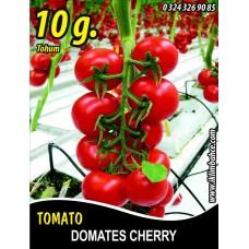 Domates Tohumu Cherry - 10g (~ Takribi 1500 Tohum)