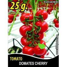Domates Tohumu Cherry - 25g (~ Takribi 3750 Tohum)