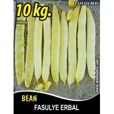 Fasulye Tohumu Erbal (Sarı Oturak Turşuluk)- 10 KG
