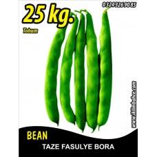 Fasulye Tohumu Bora ( Oturak ) - 25 KG