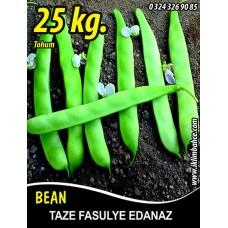 Fasulye Tohumu Edanaz ( Oturak ) - 25 KG