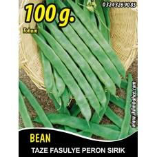 Fasulye Tohumu Peron ( Sırık ) 100 gr