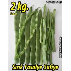 Fasulye Tohumu Safiye ( Sırık ) - 2 KG