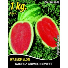 Karpuz Tohumu Crimson Sweet 1 KG
