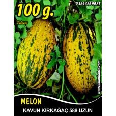 Kavun Tohumu Kırkağaç 589 (Uzun) 100 g.