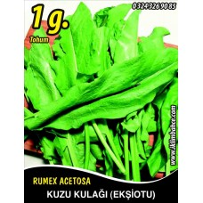 Kuzukulağı Tohumu ( Ekşiot ) - 1 g (~ Takribi 1250 Tohum)