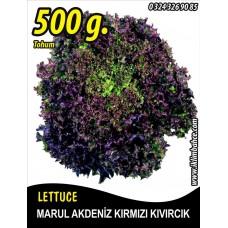 Marul Tohumu Akdeniz Kıvırcığı 500 g.
