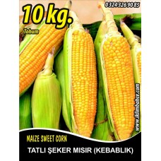 Mısır Tohumu Kompozit Tatlı Şeker 10 KG