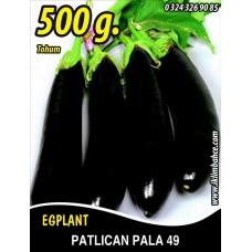 Patlıcan Tohumu Pala 49 /- 500 g.