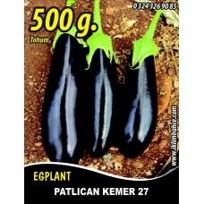 Patlıcan Tohumu Kemer 27 - 500 g