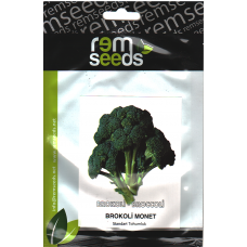 Brokoli Tohumu Monet - 10g (~ Takribi 15.000 Tohum)