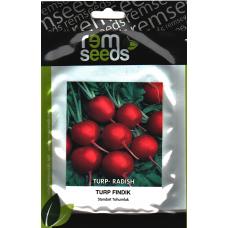 Turp Tohumu Fındık Cherry Belle - 25g (~ Takribi 2250 Tohum)