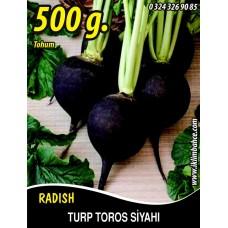 Turp Tohumu Toros Siyahı - 500g