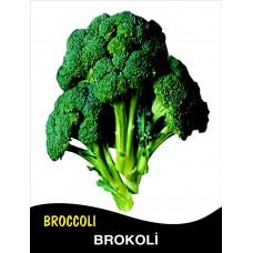 Brokoli Tohumu Monet - 0,35 g (~ Takribi 70 Tohum)
