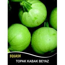 Kabak Tohumu Topak(bomba) Beyaz - 3 g (~ Takribi 10 Tohum)